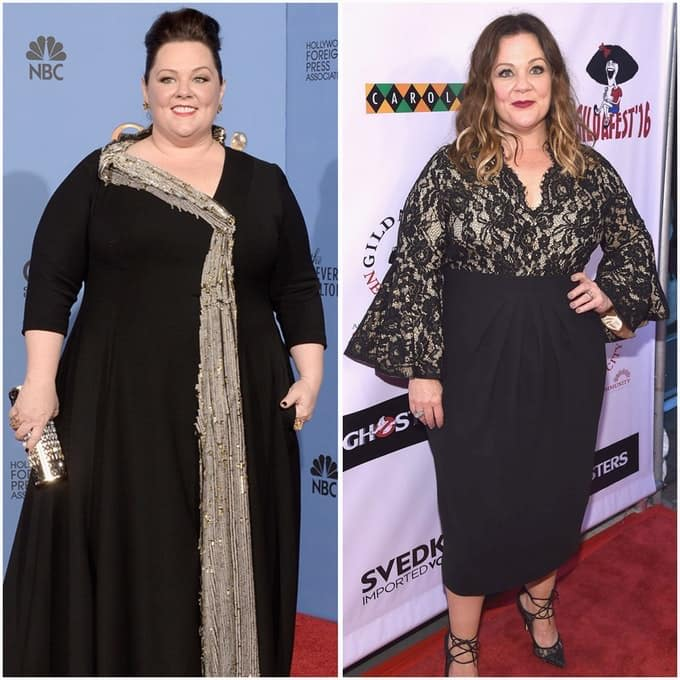 Incredible Celebrity Weight Transformations – Page 10 ...